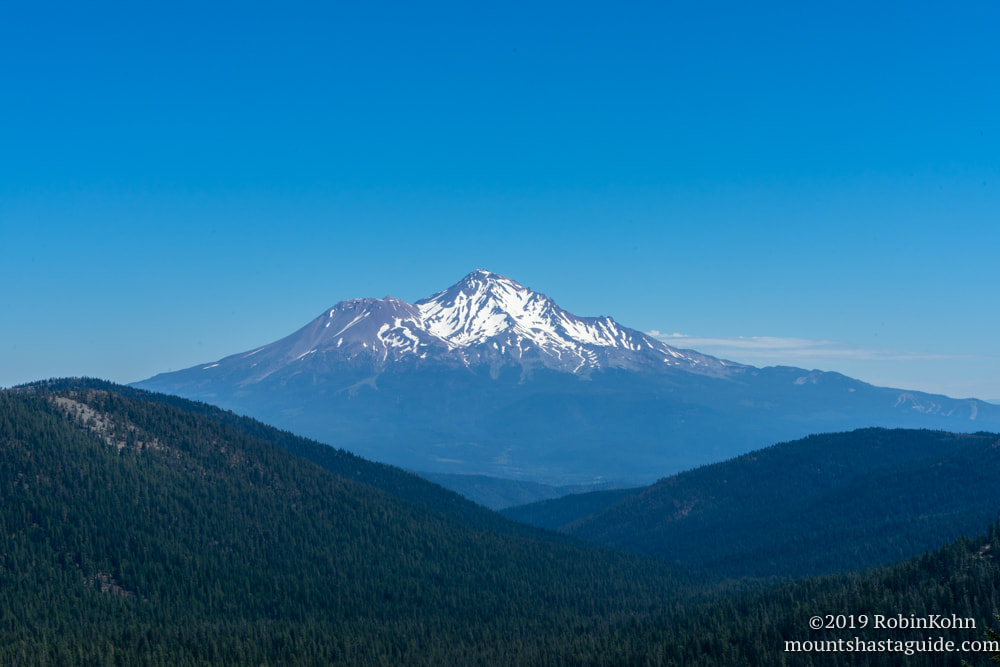 Mt. Shasta, PCT, Hiking