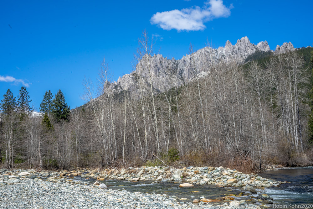 CASTLE CRAGS STATE PARK, HIKING, WATER, RIVER, CREEK, SPRING
